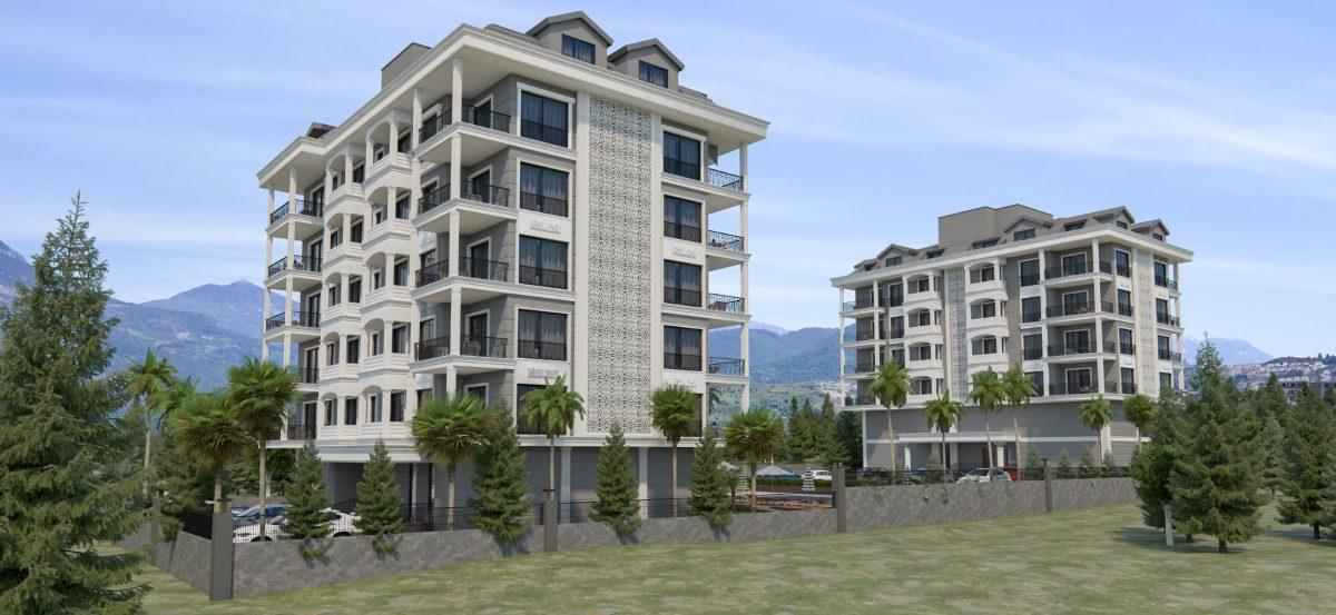 Апартаменты и пентхаусы в новом ЖК в Каргыджаке - Фото 3