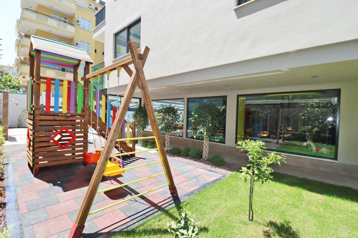 Уютная квартира 1+1 в центре Алании в аренду - Фото 4