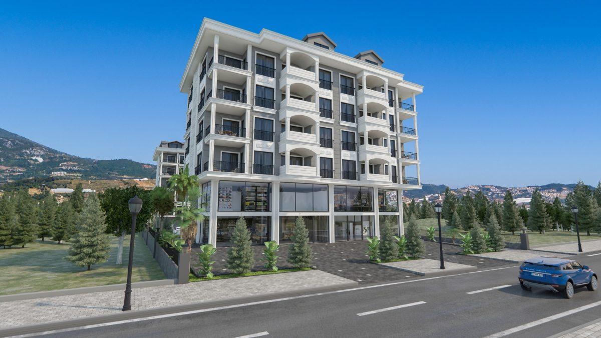 Апартаменты и пентхаусы в новом ЖК в Каргыджаке - Фото 5