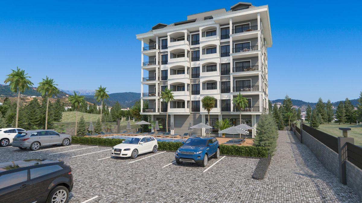 Апартаменты и пентхаусы в новом ЖК в Каргыджаке - Фото 7