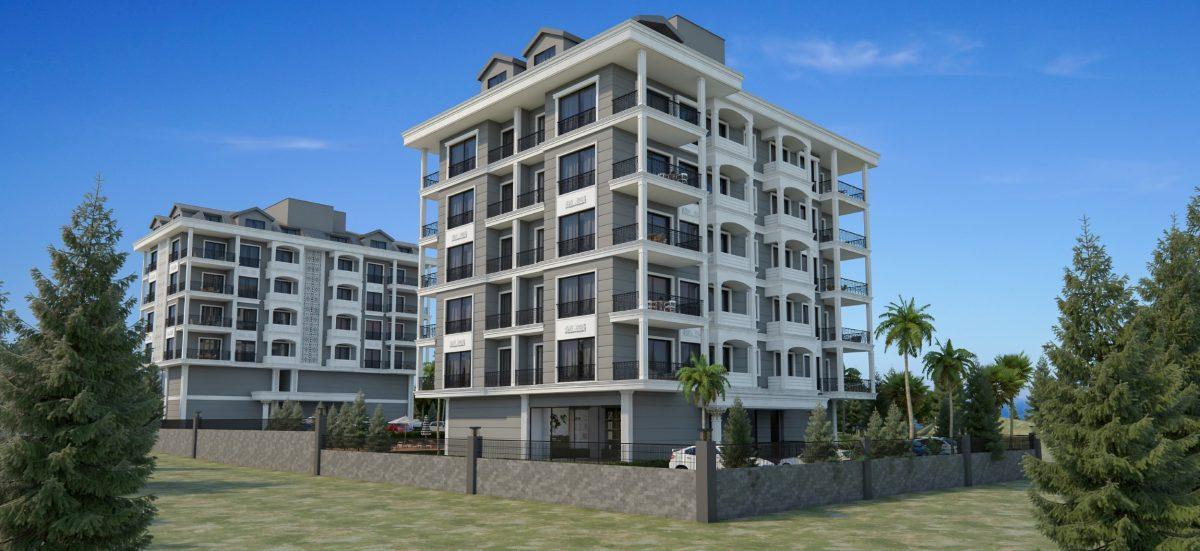Апартаменты и пентхаусы в новом ЖК в Каргыджаке - Фото 8