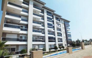Апартаменты 1+1 с видом на море в Кестеле