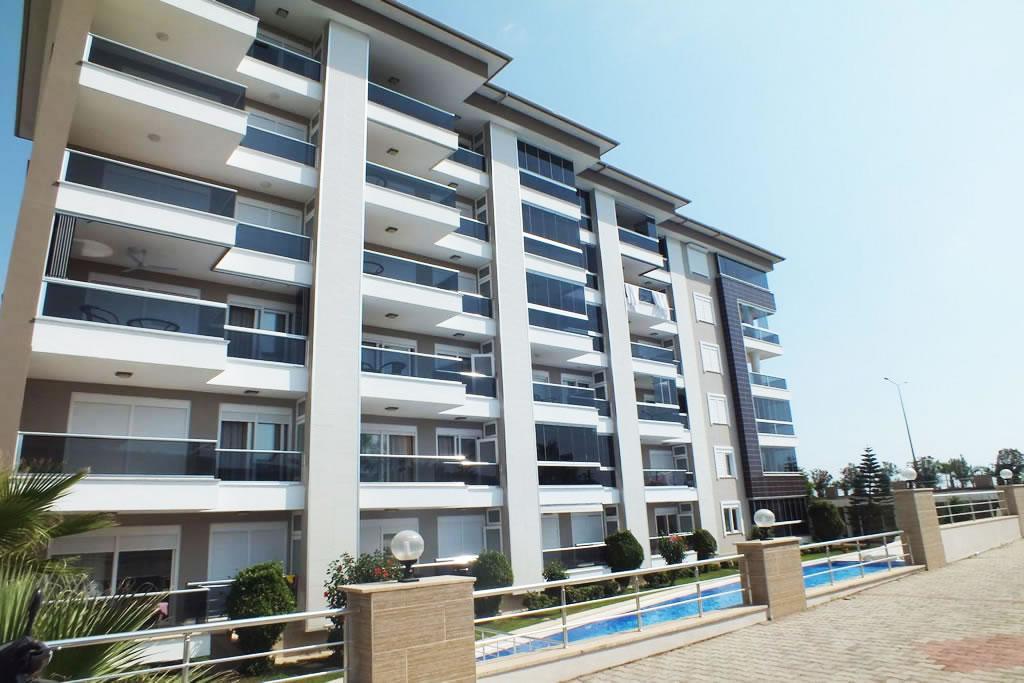 Апартаменты 1+1 с видом на море в Кестеле - Фото 1