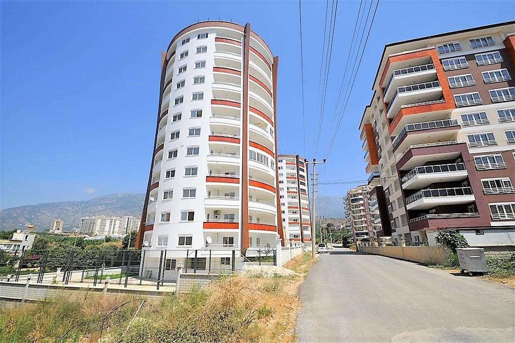 Меблированная квартира 2+1 с видом на горы и природу в Махмутларе - Фото 1