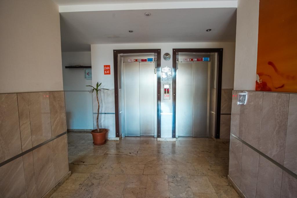 Меблированная двухкомнатная квартира в центре Махмутлара - Фото 12