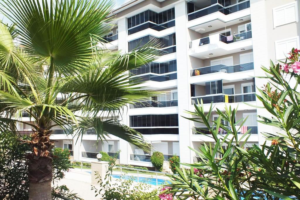 Апартаменты 1+1 с видом на море в Кестеле - Фото 2
