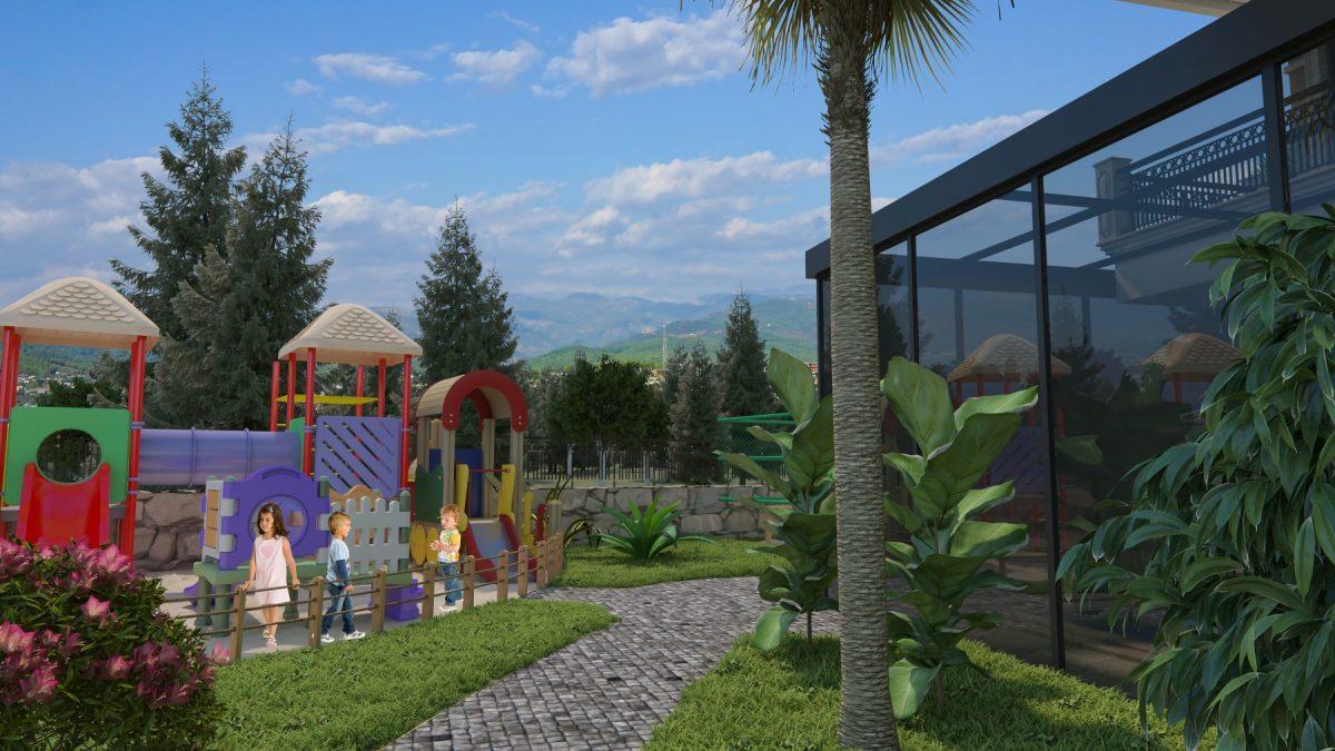 Инвестиционный проект в Демирташ для семей с домашними животными - Фото 12