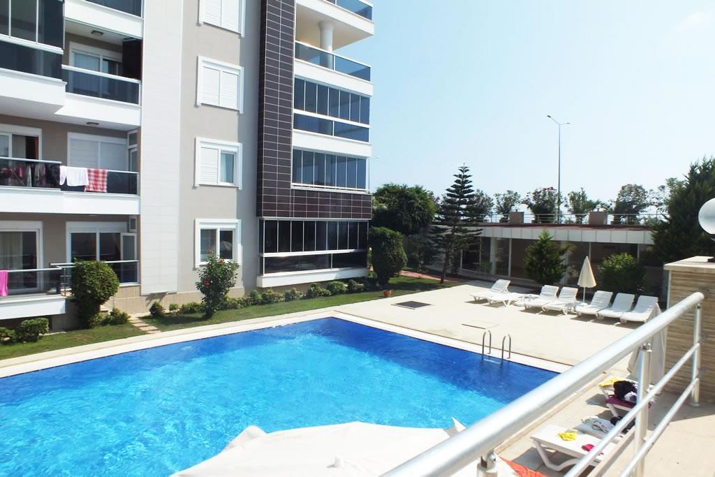 Апартаменты 1+1 с видом на море в Кестеле - Фото 3