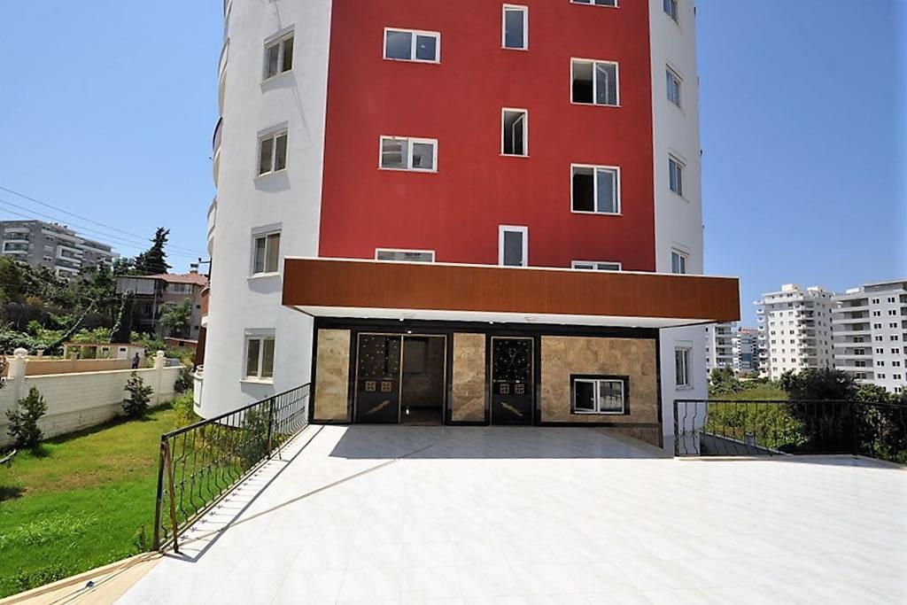 Меблированная квартира 2+1 с видом на горы и природу в Махмутларе - Фото 3