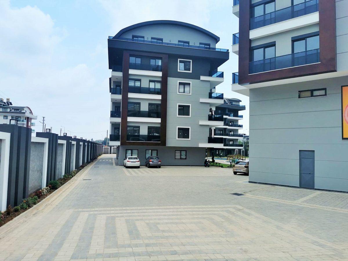 Новая просторная квартира 3+1 в Оба - Фото 2