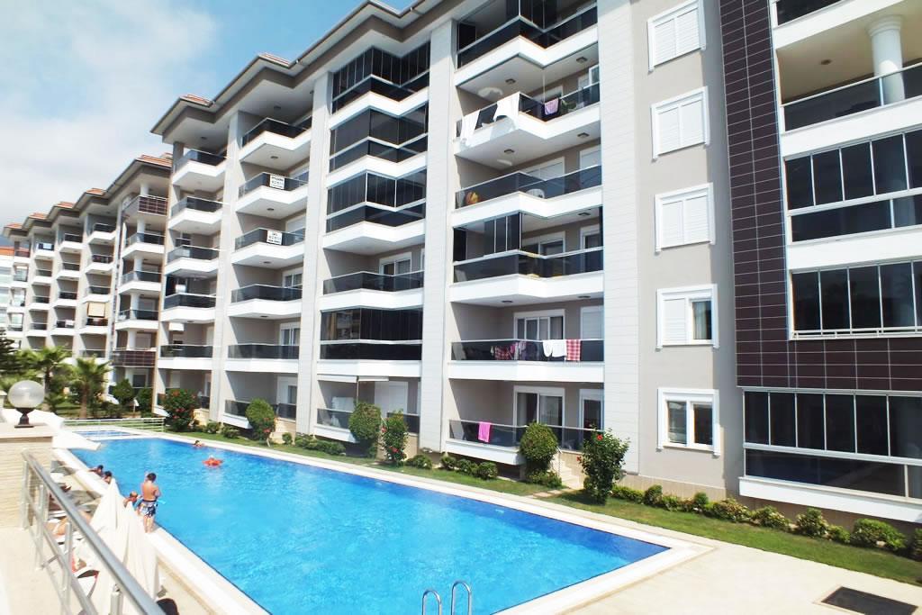 Апартаменты 1+1 с видом на море в Кестеле - Фото 4