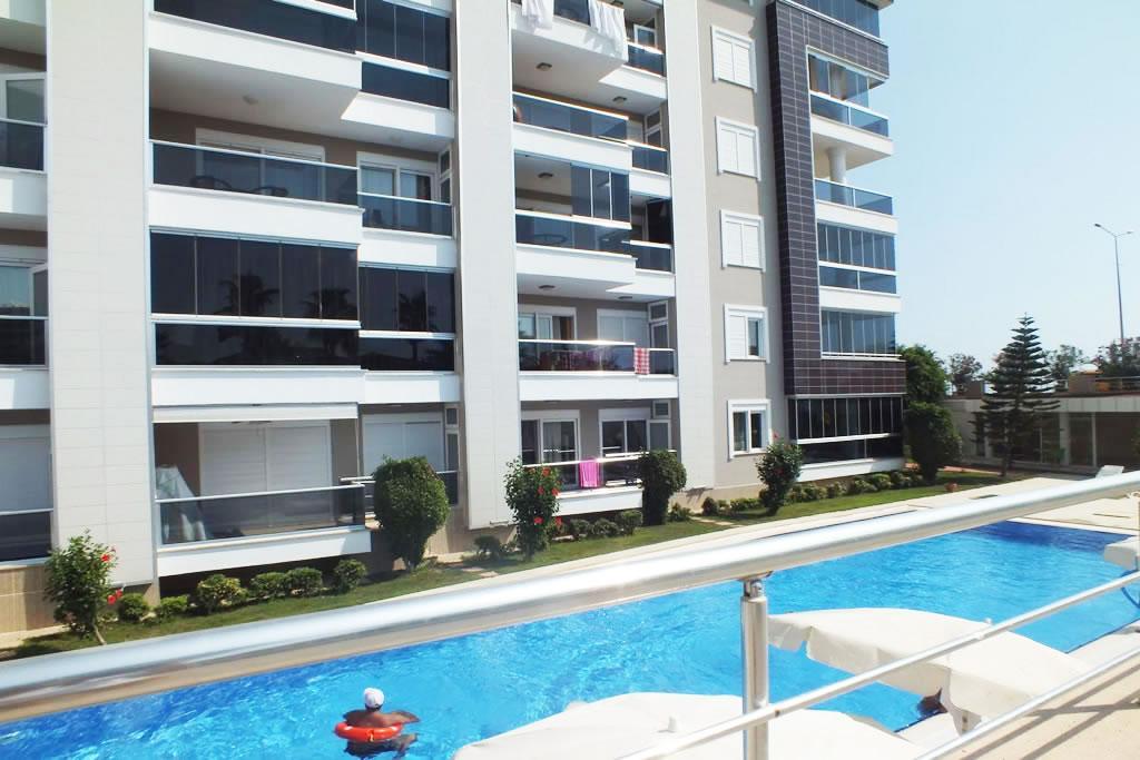 Апартаменты 1+1 с видом на море в Кестеле - Фото 5