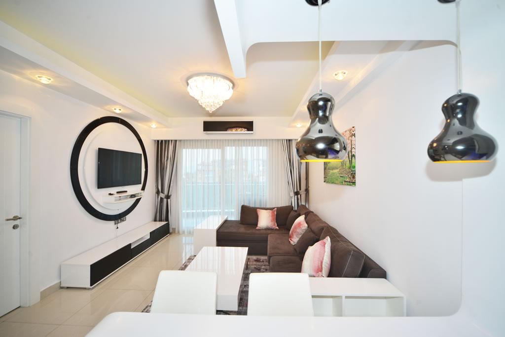 Современные апартаменты  1+1 в Махмутларе  - Фото 5