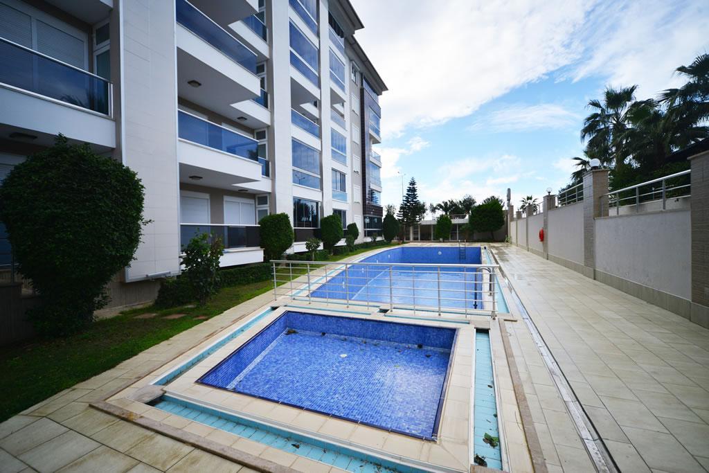 Апартаменты 1+1 с видом на море в Кестеле - Фото 17