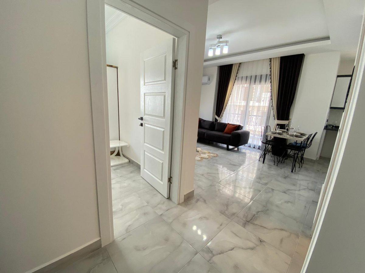 Квартира с новой мебелью в Махмутларе - Фото 7