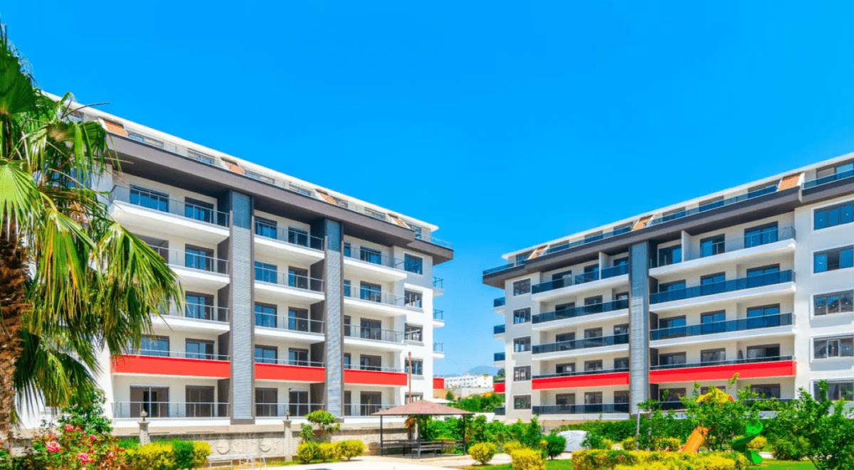 Огромная квартира с пятью спальнями в хорошем комплексе в Кестеле - Фото 1