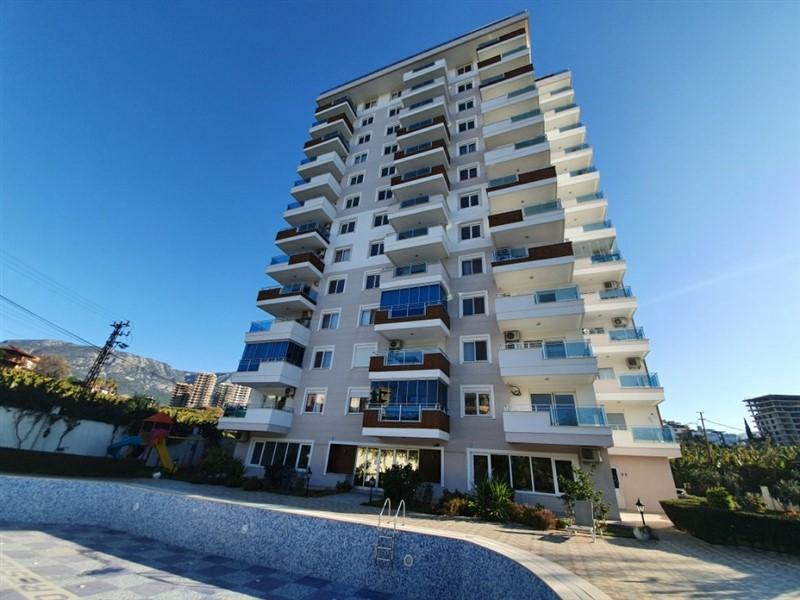 Дизайнерские апартаменты в комплексе отельного типа в Махмутларе - Фото 2