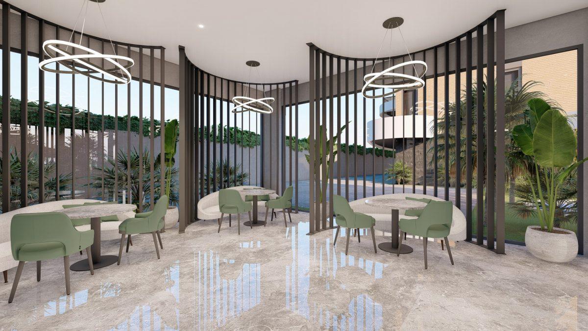 Новые апартаменты в люксовом комплексе в Кестеле - Фото 22