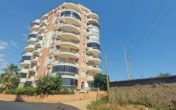 Солнечные апартаменты 2-1  в Махмутларе