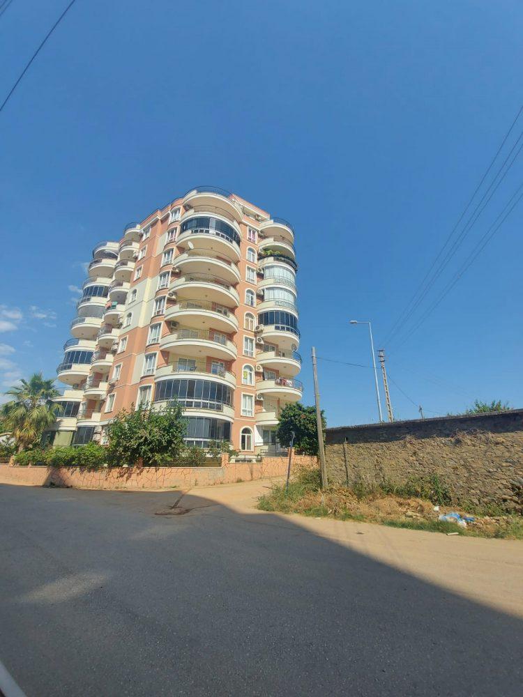 Солнечные апартаменты 2-1  в Махмутларе - Фото 1