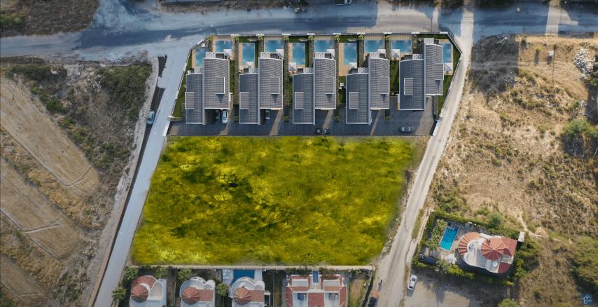 Новый комплекс вилл в Авсалларе - Фото 11