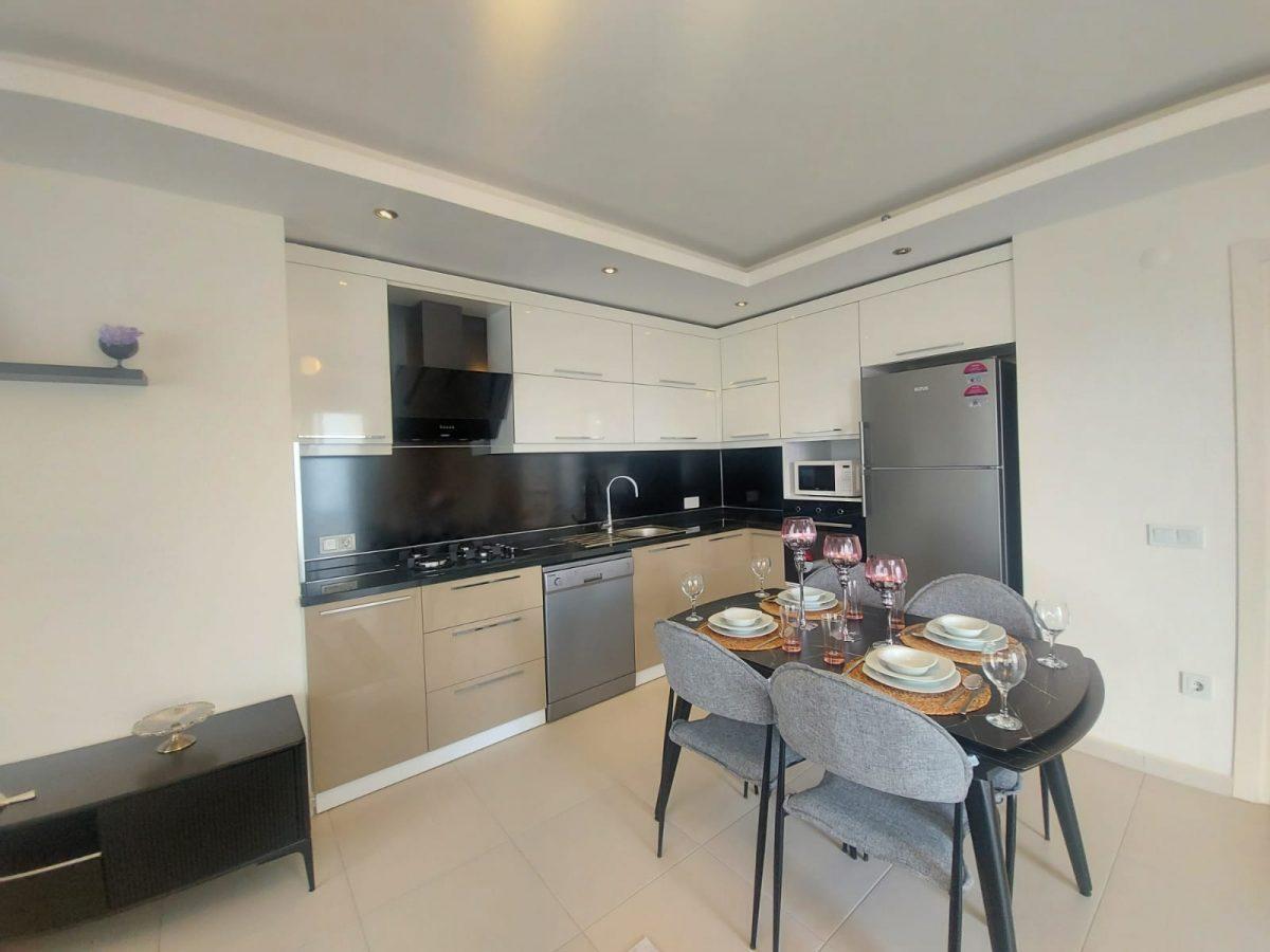 Дизайнерские апартаменты в комплексе отельного типа в Махмутларе - Фото 4