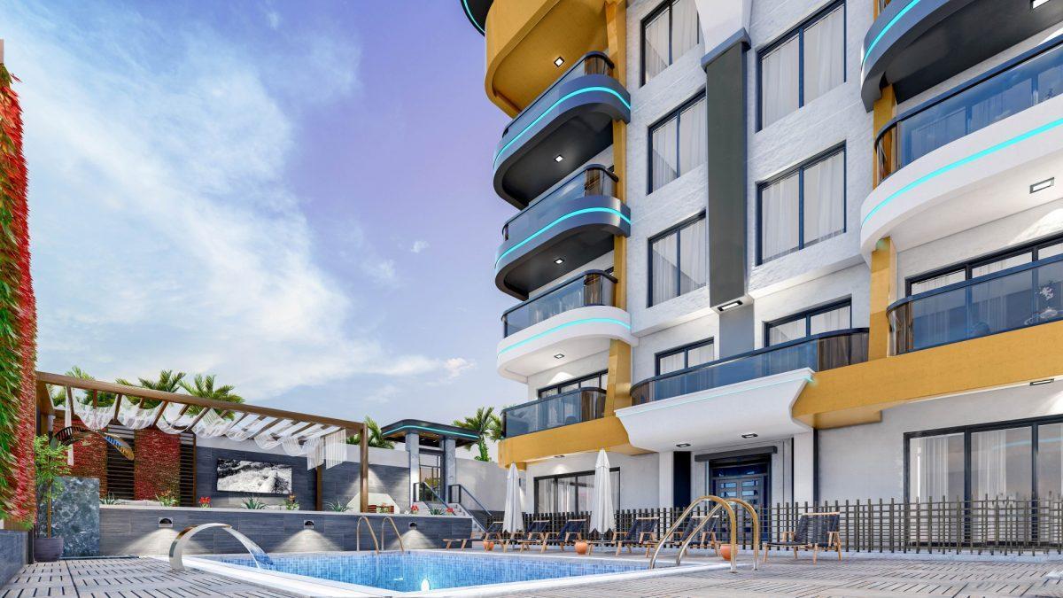 Апартаменты в новом ЖК в центре Кестеля - Фото 8
