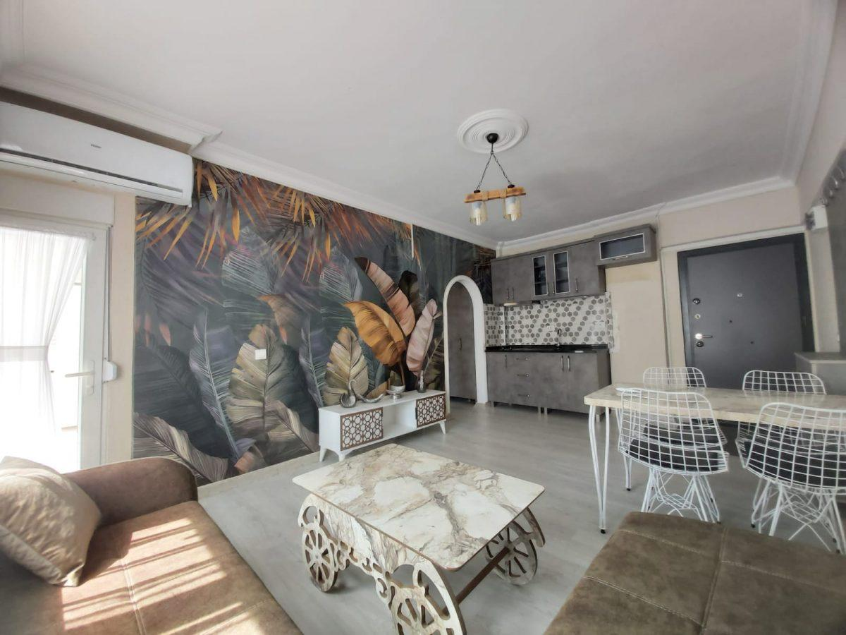 Компактные апартаменты 1+1 в спокойной части Махмутлара - Фото 5