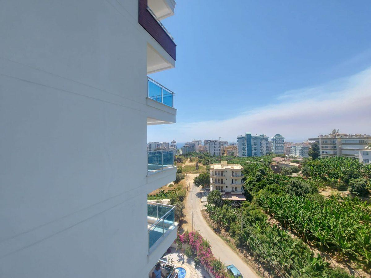Дизайнерские апартаменты в комплексе отельного типа в Махмутларе - Фото 19
