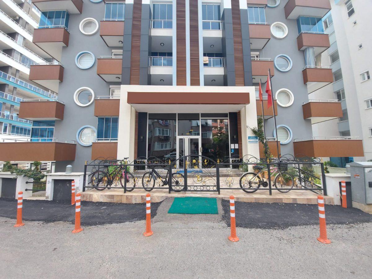 Новые апартаменты 1+1 в спокойной части Махмутлара - Фото 4