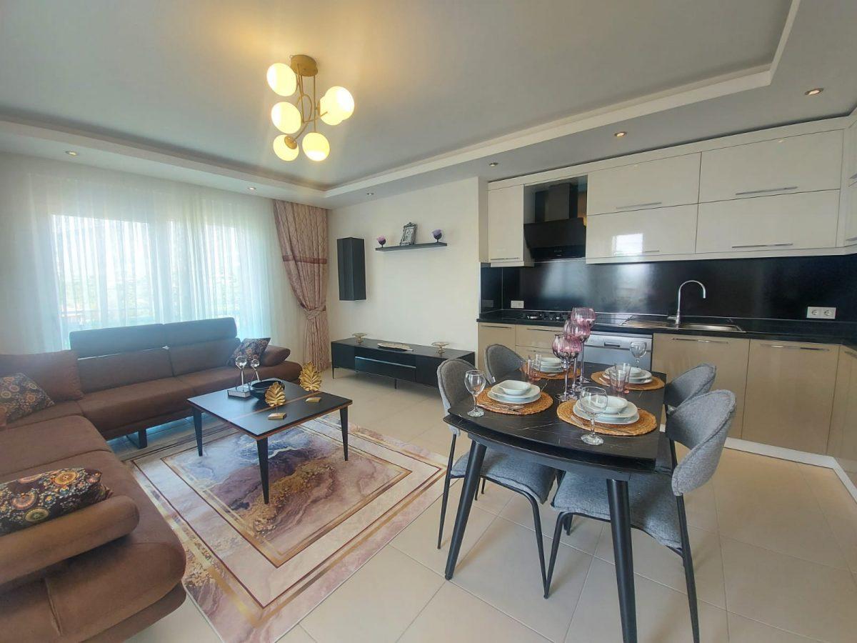 Дизайнерские апартаменты в комплексе отельного типа в Махмутларе - Фото 7