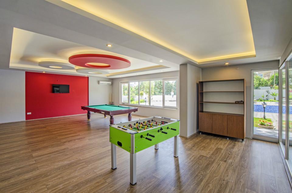 Дизайнерские апартаменты в комплексе отельного типа в Махмутларе - Фото 20