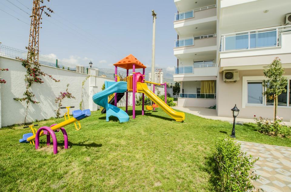 Дизайнерские апартаменты в комплексе отельного типа в Махмутларе - Фото 21