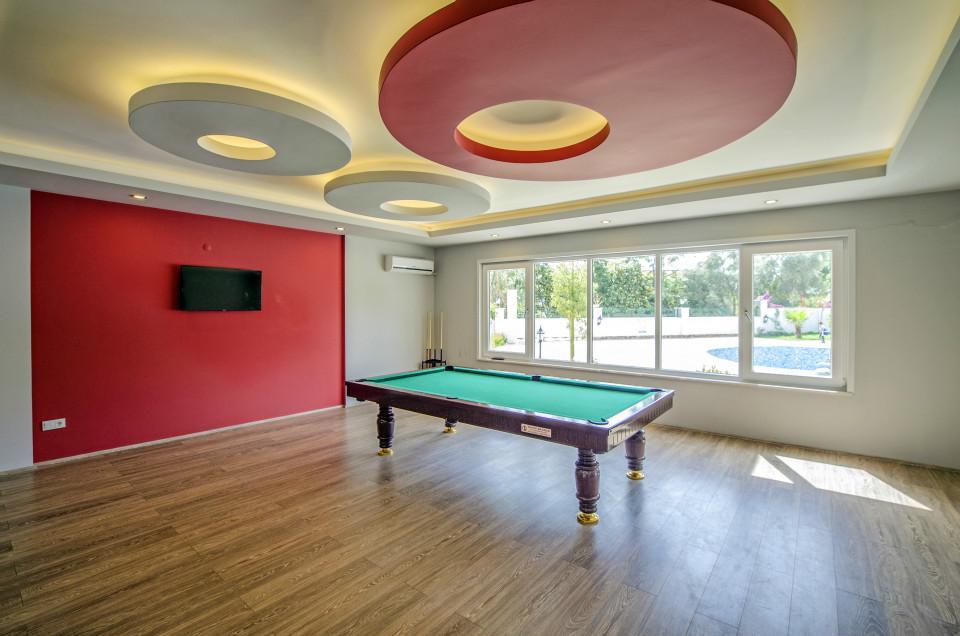 Дизайнерские апартаменты в комплексе отельного типа в Махмутларе - Фото 26