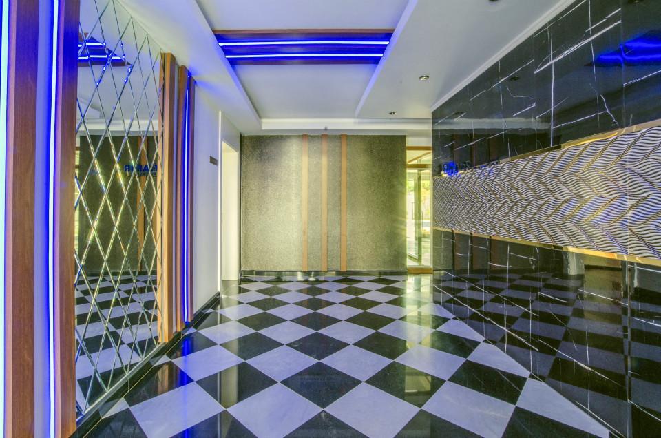 Дизайнерские апартаменты в комплексе отельного типа в Махмутларе - Фото 27