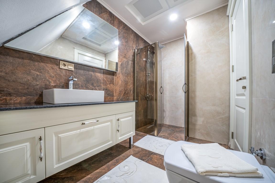Роскошная квартира на первой линии в Каргыджаке - Фото 38