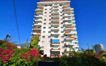 Дизайнерские апартаменты в комплексе отельного типа в Махмутларе
