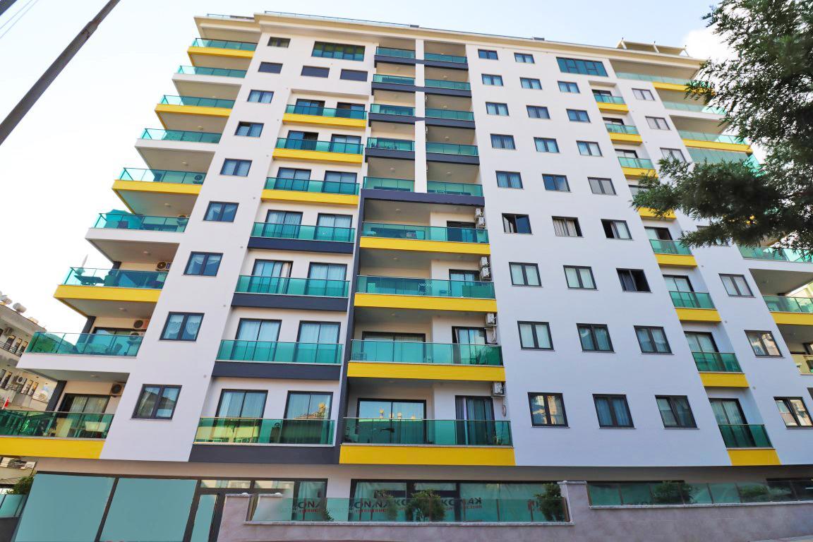 Удобные апартаменты 1+1 в центре Алании - Фото 2