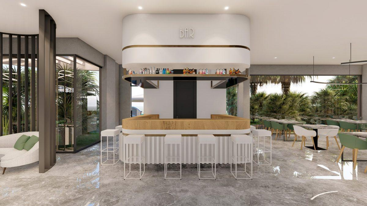 Новые апартаменты в люксовом комплексе в Кестеле - Фото 23