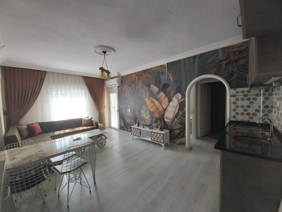 Компактные апартаменты 1+1 в спокойной части Махмутлара - Фото 4