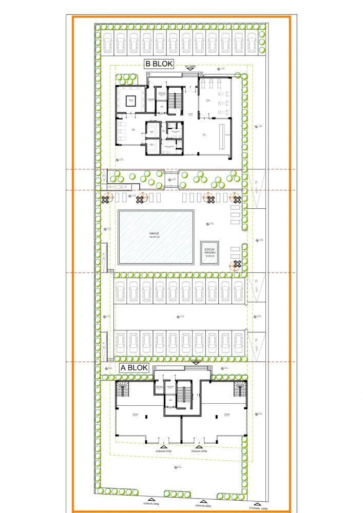 Апартаменты и пентхаусы в новом ЖК в Каргыджаке - Фото 35