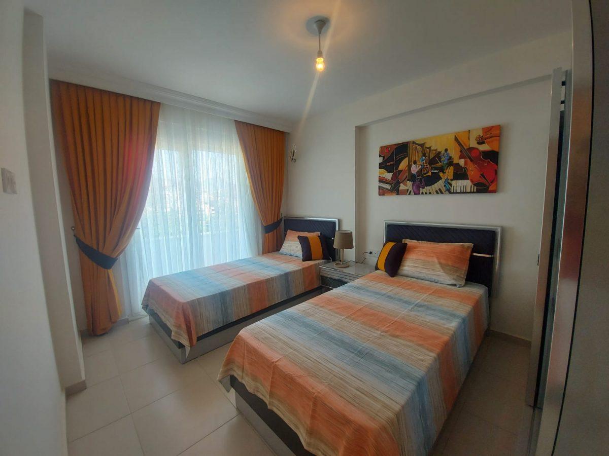 Дизайнерские апартаменты в комплексе отельного типа в Махмутларе - Фото 10