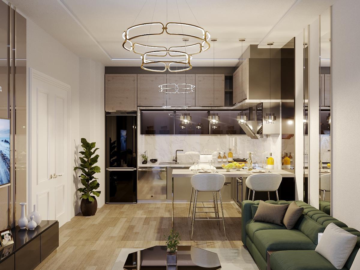 Апартаменты в новом ЖК в районе Оба - Фото 12
