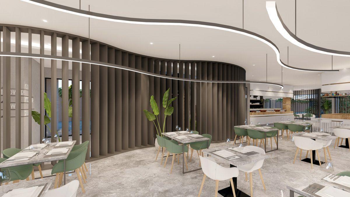 Новые апартаменты в люксовом комплексе в Кестеле - Фото 25