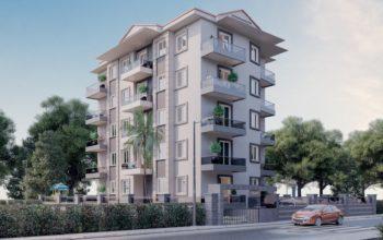 Апартаменты в новом комплексе в центре Махмутлара