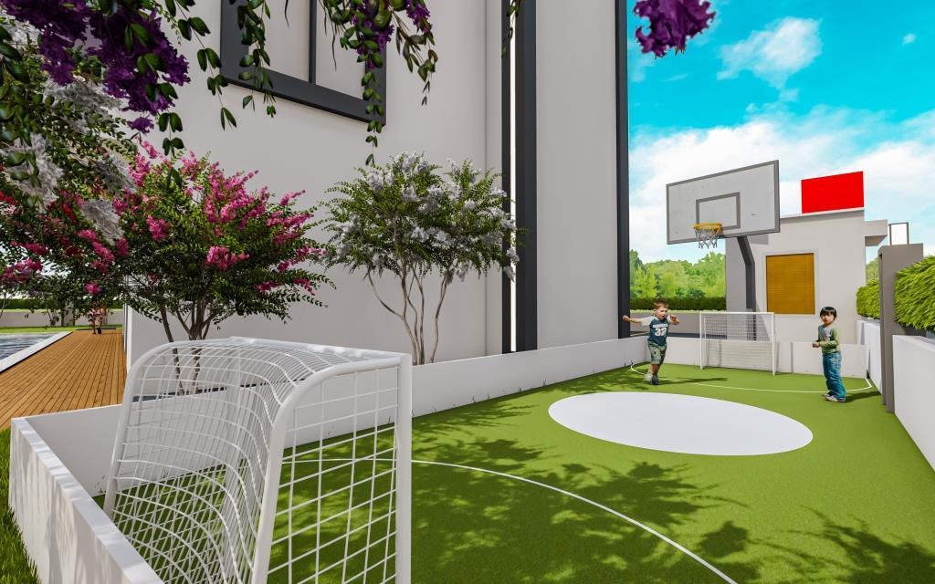 Инвестиционные апартаменты 1+1 в Авсаллар - Фото 9