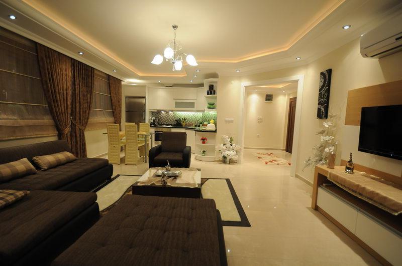 Квартира в люксовом ЖК в центре Махмутлара - Фото 12