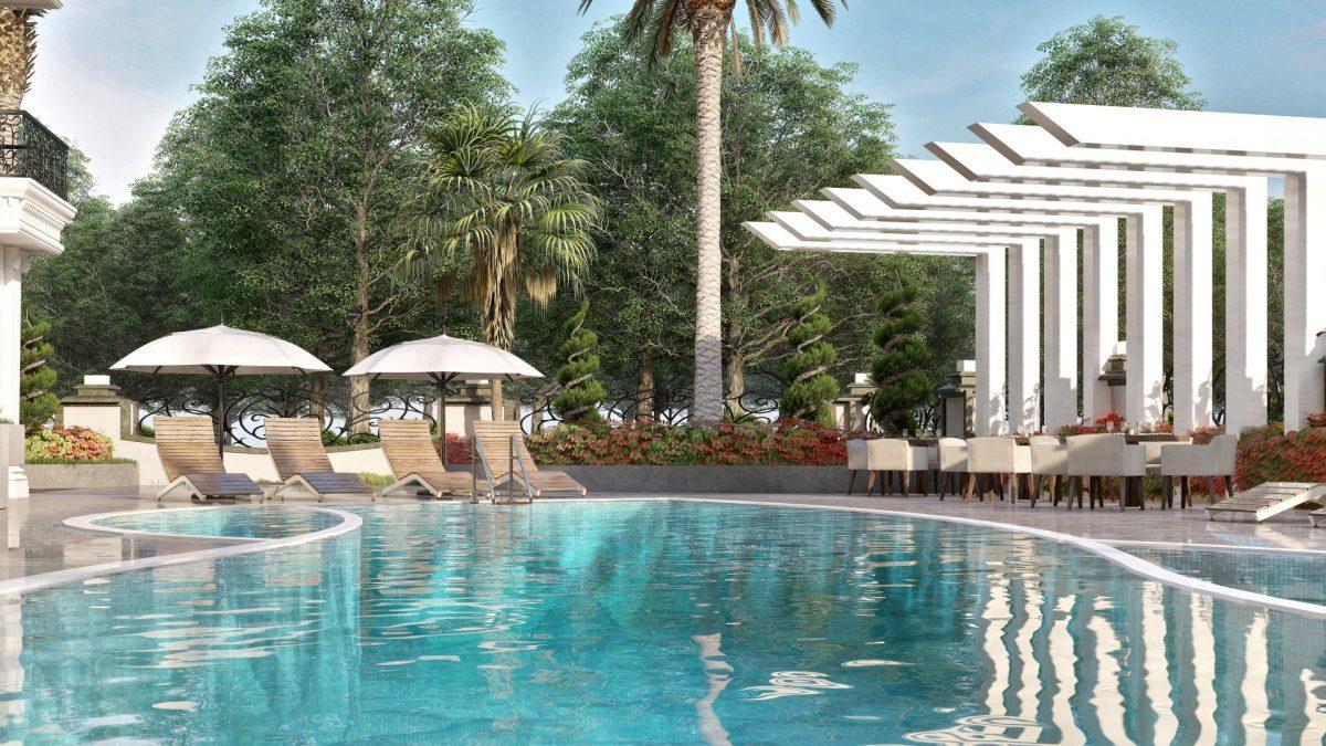 Апартаменты в новом ЖК в Махмутларе в 800 метрах от пляжа - Фото 12
