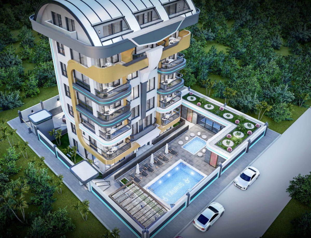Апартаменты в новом ЖК в центре Кестеля - Фото 6