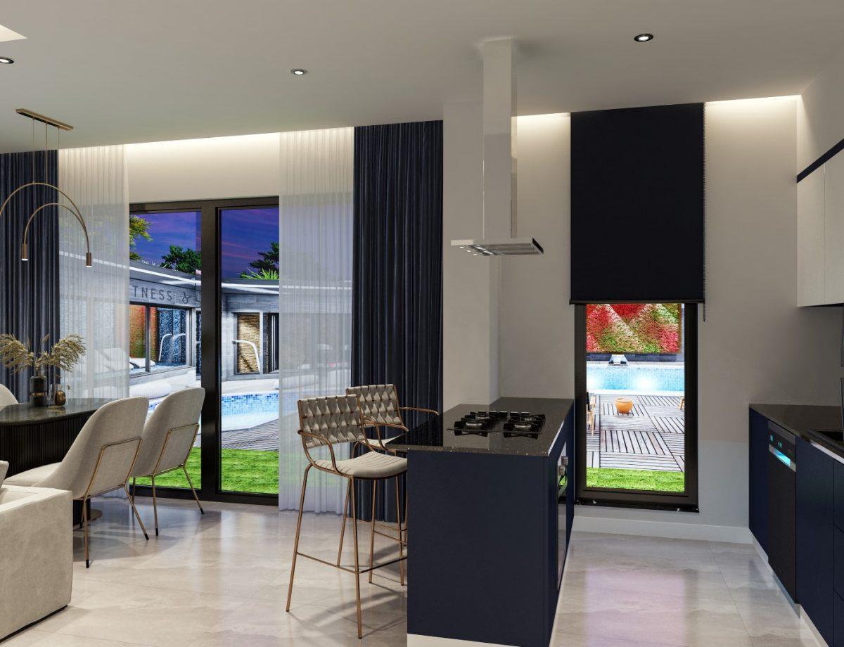 Апартаменты в новом ЖК в центре Кестеля - Фото 52
